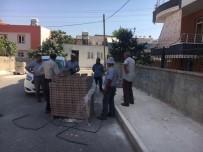 YAZ MEVSİMİ - Mahalle Sakinleri Yolları Güven İçerisinde Kullanabilecek