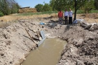 CUMHURİYET HALK PARTİSİ - Malatya'da Yaşanan Sulama Suyu Sıkıntısı
