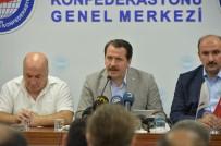 TOPLU SÖZLEŞME - Memur-Sen'den, Hükümetin Yeni Zam Teklifine İlişkin Açıklama