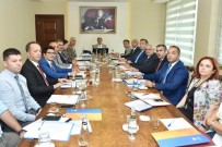 İL MİLLİ EĞİTİM MÜDÜRÜ - Mersin'de SODES'in 6 Güdümlü Projesine 10 Milyonluk Bütçe