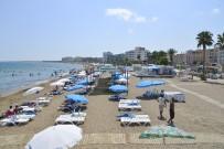 DENİZ TURİZMİ - Mersin'in 7 Sahili Bu Sezon Bir Buçuk Milyondan Fazla Tatilciyi Ağırladı