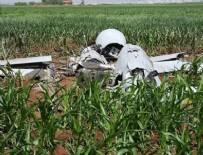 MıSıR - İnsansız hava aracı düştü