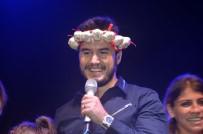 Mustafa Ceceli Sarımsak Festivali'nde sahne aldı