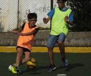 Nazilli'de Genç Yetenekler Sertifikalarını Aldı