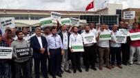 BASIN AÇIKLAMASI - ÖNDER İmam Hatipliler Derneği, 15 Temmuz Davaları Hakkında Silivri'de Basın Açıklaması Yaptı