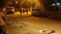 BAHÇELİEVLER - Park Halindeki Araç Kurşunlandı Açıklaması 1 Yaralı