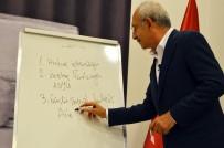 GENEL BAŞKAN - Parti Okulunda 'Atatürk'ü Anlamak' Konulu Ders Verdi