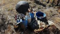 MUTFAK TÜPÜ - PKK'ya Ait 2 Sığınak İmha Edildi