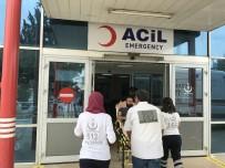 Sakarya Büyükşehir Terminalinde Silahlı Kavga Açıklaması 1 Yaralı