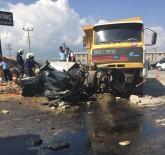 BAŞSAVCı - Şehit Başsavcı'nın Trafik Kazasında Ölümüyle İlgili İlk Duruşma Yapıldı