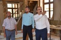 SUBAŞı - Sille Subaşı Cami Restore Ediliyor