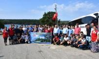 Şırnak'tan Sinop'a Gelen Gençler İlk Kez Deniz Gördü