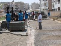 AHMET YESEVI - Sokaklardaki Yol Çalışmaları Tamamlanıyor