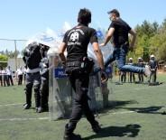 BEŞİKTAŞ - Sporda Şiddeti Önlemek İçin Robogüvenlikler Geliyor