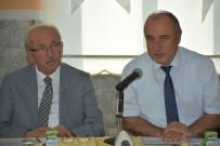 NILGÜN MARMARA - TESKİ Şarköy Muhtarlarıyla Koordinasyon Toplantısında Bir Araya Geldi