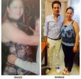 OBEZİTE CERRAHİSİ - 6 ayda 123 kilodan 83 kiloya düştü