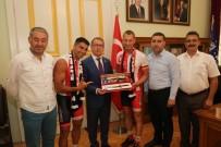 Türk-Alman Dostluğu İçin Pedal Çeviriyorlar