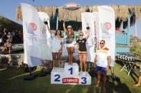 RÜZGAR SÖRFÜ - Türkiye Slalom Şampiyonası Alaçatı'da Sona Erdi