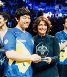 ÜLKER - Ülker 'En Değerli Oyuncu'yu Ödüllendirdi