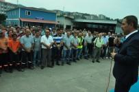 YıLBAŞı - Uysal'dan İşçiye Yüzde 10 Zam Müjdesi