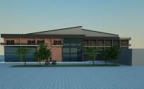 BURSASPOR - Vakıfköy'e Spor Okulu Yapılacak