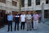 JANDARMA KOMUTANI - Vali Kalkancı'dan Kamu Yatırımlarına Sıkı Takip