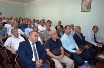 BİTLİS - Vali Ustaoğlu, Bitlis Esnafı İle Bir Araya Geldi