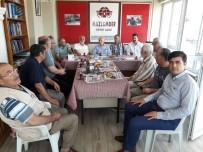 Yaşar Karayel'den Mazlum-Der'e Ziyaret