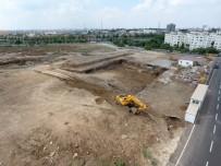 ATAKENT - Yüreğir'in İlk Kapalı Yüzme Havuzu Ve Spor Kompleksi İnşaatı Başladı