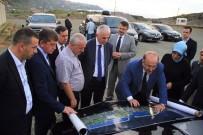 SALIH CORA - AK Parti Genel Başkan Yardımcısı Erol Kaya, Trabzon'daki Yatırımları İnceledi