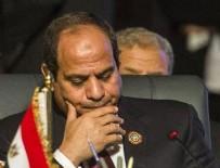 EKONOMİK YAPTIRIM - Amerika'dan Sisi'ye şok!