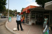 CEP TELEFONU - Antalya'da Şüpheli Kutu Fünyeyle Patlatıldı
