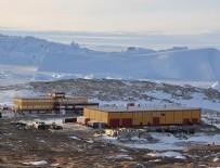 ANTARKTIKA - Antarktika'nın mikropları virüslerin evrimine ışık tutabilir