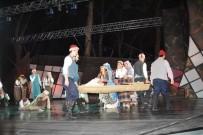 NAMIK HAVUTÇA - Ayvalık'ta 'Çakıcalı Efe' Destanı
