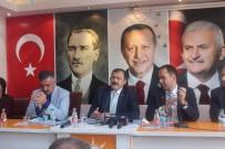 YıLMAZ ŞIMŞEK - Bakan Eroğlu 204 Milyon TL'yi Bulan 14 Tesisin Temelini Attı