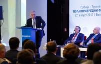 TARıM BAKANı - Bakan Fakıbaba, Türkiye-Sırbistan Tarım İş Forumu'nda