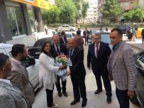 HALIL ELDEMIR - Başbakan Yardımcısı Işık'tan AK Parti Bilecik İl Başkanlığına Ziyaret