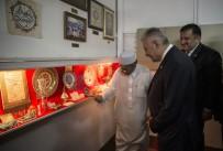 CAMİ İMAMI - Başbakan Yıldırım'dan Singapur'da Tarihi Camiye Ziyaret