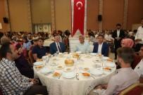 GENEL SEKRETER - Başkan Karaosmanoğlu, Akademi Lise Öğrencileriyle Bir Araya Geldi