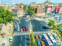 ATATÜRK HEYKELİ - Başkent'te Asfaltı Yenilenen Caddeler Pırıl Pırıl