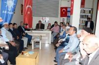 GAZİ MAHALLESİ - Belediye Başkanı Orhan Bulutlar, Vatandaşla Bir Araya Geldi