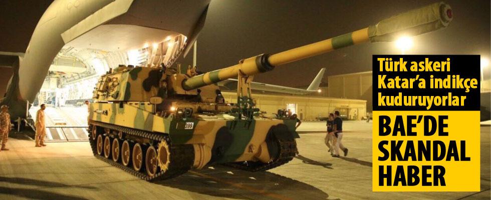 Birleşik Arap Emirlikleri basınından Türkiye karşıtı alçak yalan