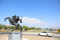 KANLıCA - Bolu'nun Simgeleri Dönel Kavşaklarda Sergileniyor