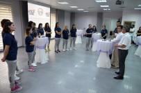 BOZÜYÜK BELEDİYESİ - Bozüyük Belediyesi İdman Yurdu Bayan Voleybol Takımı Hazırlıklarını Sürdüyor