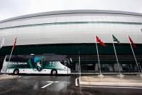 TAKIM OTOBÜSÜ - Büyükşehir'den Kocaelispor'a Yeni Takım Otobüsü