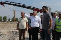 OSMAN ZOLAN - Büyükşehir'den Ulaşıma Bir Yatırım Daha