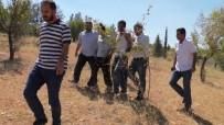 YEŞILKENT - Ağaçların arasında yakalandılar!