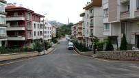ÇANKAYA BELEDIYESI - Çankaya'da Aşıkpaşa Sokakları Asfaltlanıyor