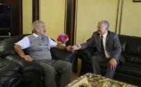 ÇAYKUR - Çaykur Rizespor'dan Başkan Kasap'a Ziyaret