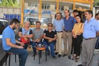 ORHAN SARIBAL - CHP Heyeti Hakkari'de Vatandaşlarla Görüştü